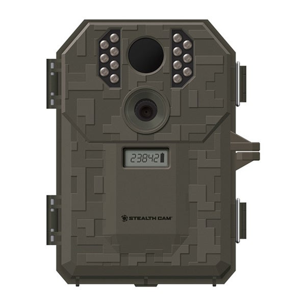 GSM Stealth Cam Olive Green Plastic P12 IR Game Camera