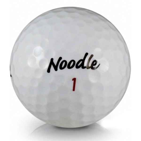 TaylorMade Noodle Long Golf Balls 12pk