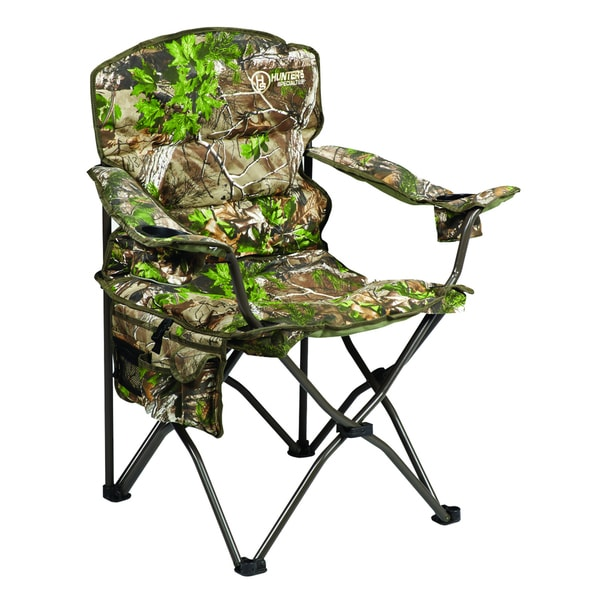 Hunters Specialties Deluxe Pillow Camo Chair Realtree XG