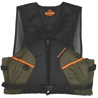 Stearns Comfort Fishing Life Vest, Green
