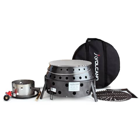 Volcano 3 Collapsible Propane Grill