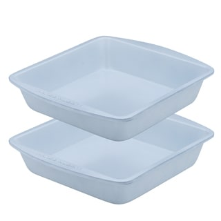 CB 8-inch Square Cake Pan (Set of 2)