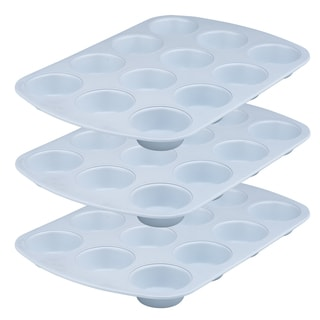 CB 12-cup Muffin Pan (Set of 3)