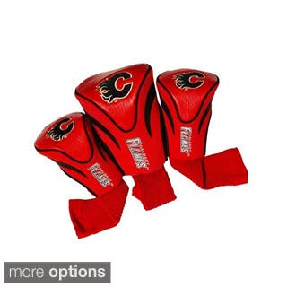 NHL 3 Pack Golf Contour Sock Headcovers|https://ak1.ostkcdn.com/images/products/9076715/NHL-3-Pack-Golf-Contour-Sock-Headcovers-P16268477.jpg?impolicy=medium