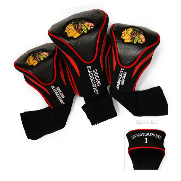 NHL 3 Pack Golf Contour Sock Headcovers