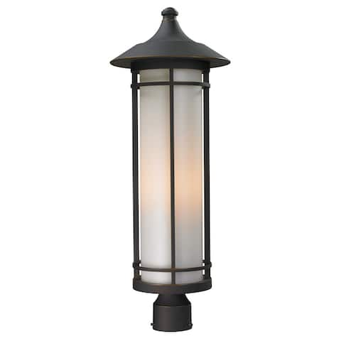 Avery Home Lighting Woodland Oil Rubbed Bronze Outdoor Light