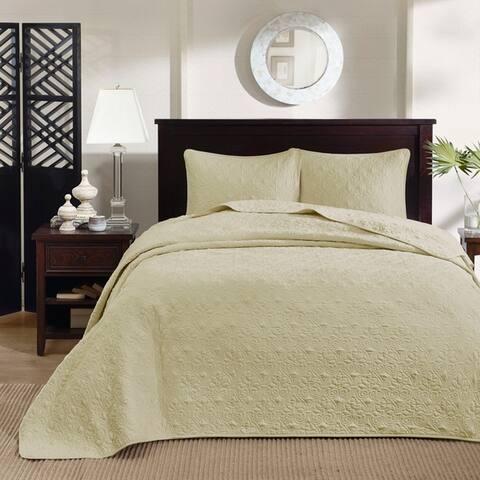 Pastel Yellow Comforter
