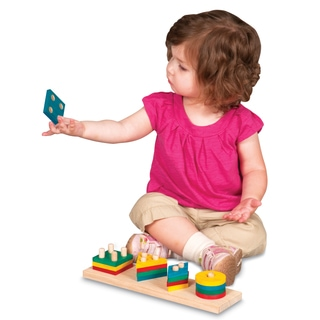 Guidecraft One to Four Sorter Toy
