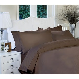 1800 Series Wrinkle Free Ultra Soft Solid 6-piece Sheet Set