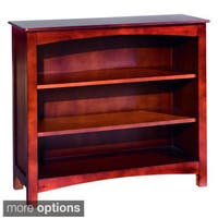 Wakefield Hardwood 2-shelf Bookcase