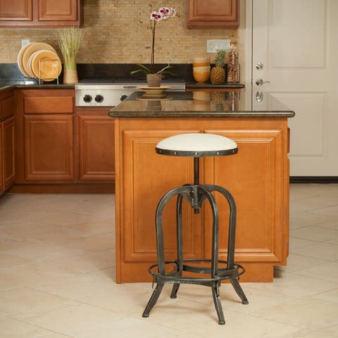 Silla 28-inch Barstool by Christopher Knight Home
