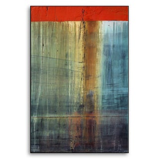 Gallery Direct Wyn Bielaska's 'Missoni Mist' Metal Art Wall Art