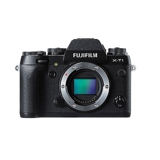 FujiFilm X-T1 Mirrorless 16.3MP Black Digital Camera Body