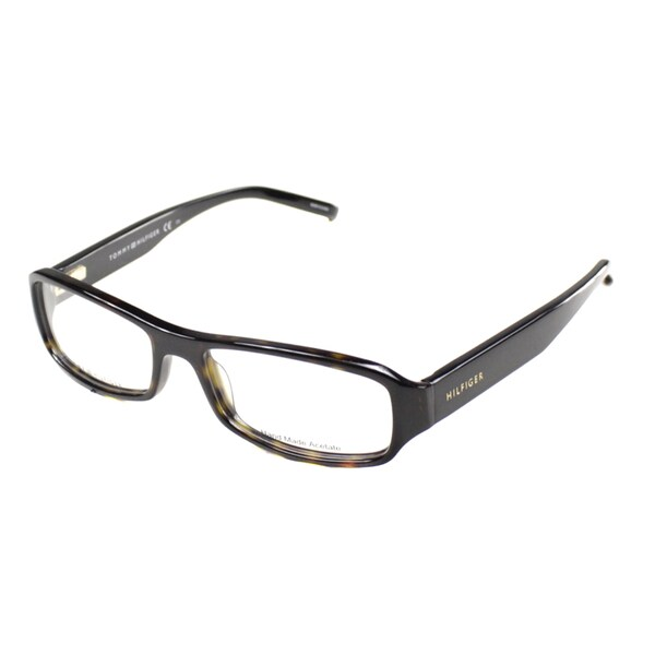 265cdb92360 Shop Tommy Hilfiger Unisex  TH 1019 KVX  Eyeglasses - Free Shipping ...
