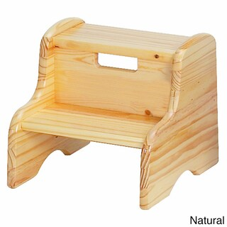 Little Colorado Child Wooden Step Stool