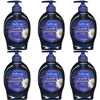 Softsoap Lavender & Chamomile 7.5-ounce Hand Soap (Pack of 6)