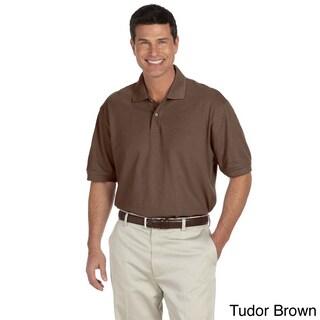 Izod Men's Original Silk-Wash Piquù Polo Shirt (2 options available)