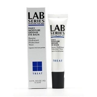 Lab Series Daily Moisture Defense Men's 0.5-ounce Eye Balm