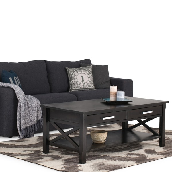 Outdoor Patio Furniture Kitchener: Shop WYNDENHALL Waterloo Coffee Table