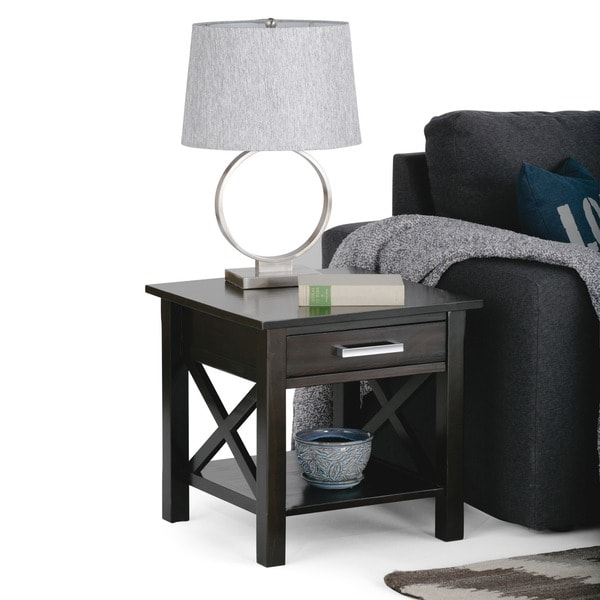 Furniture Stores In Kitchener Waterloo: Shop WYNDENHALL Waterloo End Side Table