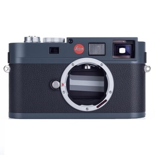 Leica M-E Digital Rangefinder Gray Camera Body