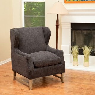 Buchanon Tall Sofa Chair by Christopher Knight Home
