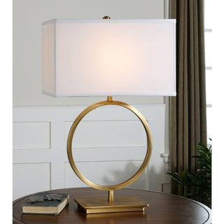 Uttermost Duara Metal Table Lamp