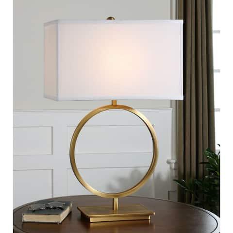 Uttermost Duara Metal Table Lamp
