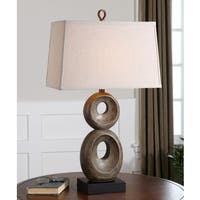 Uttermost Osseo Poly Metal Table Lamp