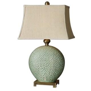 Uttermost Destin Metal/ Ceramic Table Lamp