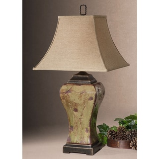 Uttermost Porano Porcelain/ Resin Table Lamp