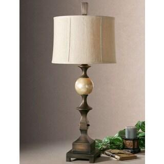 Uttermost Tusciano Dark Bronze Poly/ Metal Table Lamp