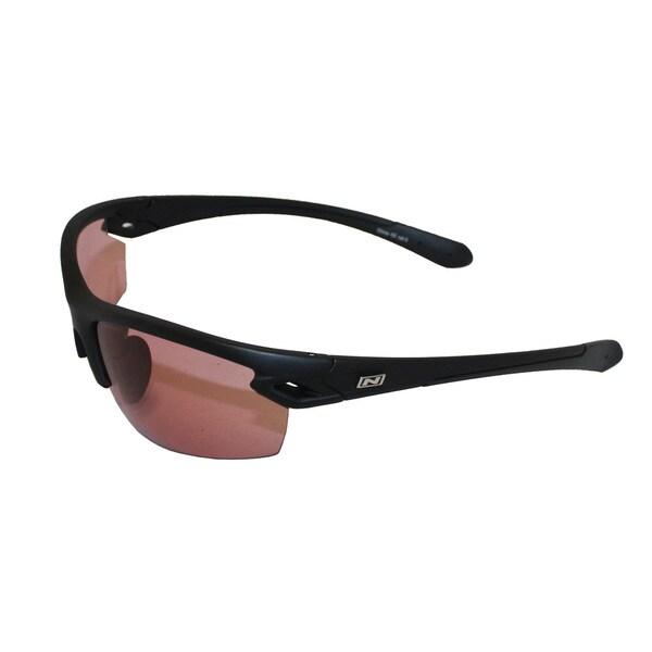 83e8fa01fd Shop Optic Nerve Voodoo PM Photochromatic Sunglasses Black - Free ...