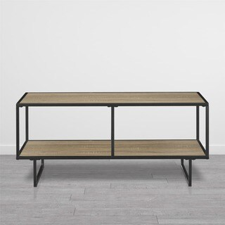 Porch & Den Wicker Park Haddon 42-inch TV Stand/ Coffee Table