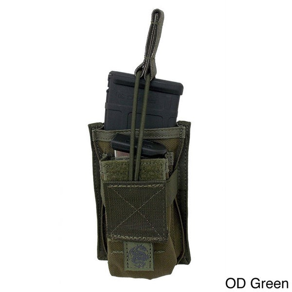 Tacprogear Front Pouch Single Rifle Mag