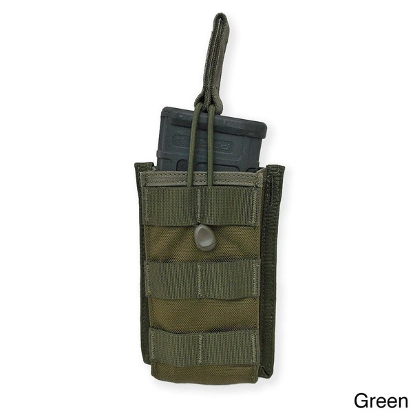 Tacprogear Short Open Top Single Rifle Mag Pouch