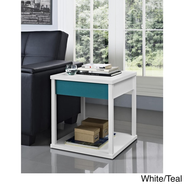 Shop Altra Parsons End Table Free Shipping Today
