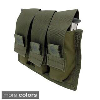 Tacprogear Griptite Triple Pistol Mag Pouch