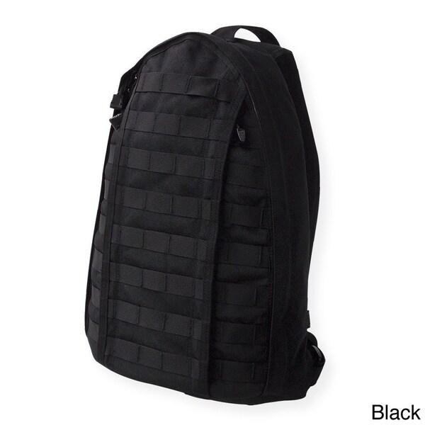 Tacprogear Black Covert Go Bag Lite