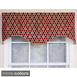 Orbs Cornice Window Valance