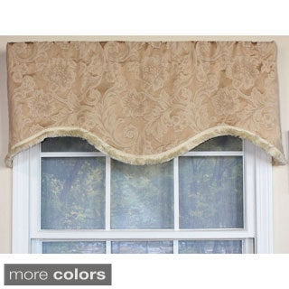 Brocade Cornice Window Valance