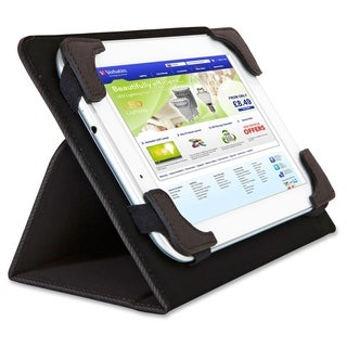 "Verbatim Universal Folio Case for 7"" and 8"" Tablets and e-Readers"
