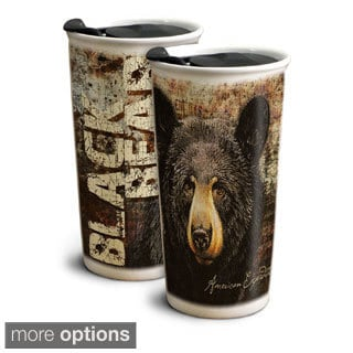 American Expedition 12 oz. Ceramic Travel Mug