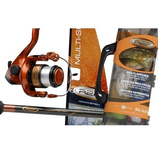 Ready 2 Fish 2 Piece Spinning Combo