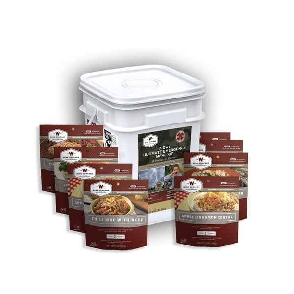Wise Foods Grab-and-Go Food Kits  sc 1 st  Overstock.com & Shop Wise Foods Grab-and-Go Food Kits - Free Shipping Today ...