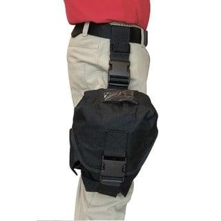 Tacprogear Drop Leg Gas Mask Pouch