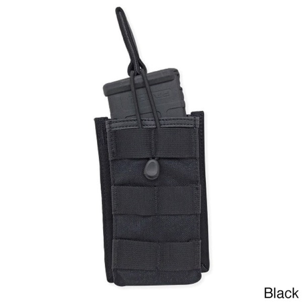 Tacprogear Single Rifle Mag Pouch, Open Top