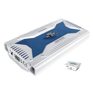 Pyle 8-channel 3000-watt Waterproof Marine Bridgeable Mosfet Amplifier