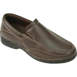Men's Deer Stags Bound Dark Brown