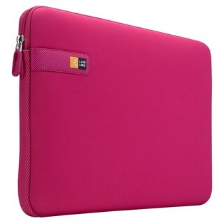 "Case Logic LAPS-114 Carrying Case (Sleeve) for 14.1"" Notebook - Pink"